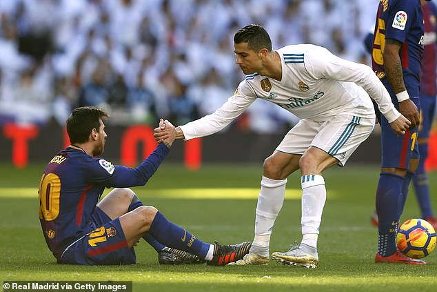 LaLiga could be stripped bare if Lionel Messi follows Cristiano Ronaldo and  Neymar in leaving | Daily Mail Online