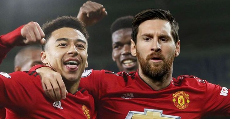 Manchester United, Lionel Messi, chuyển nhượng, Barcelona