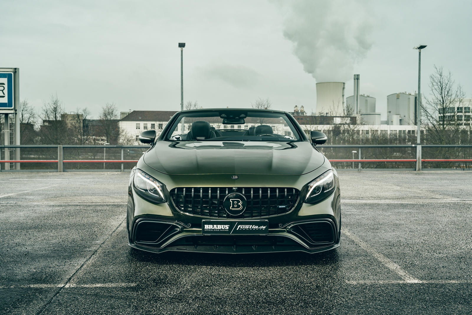 Ban do Mercedes-AMG S63 Convertible doc nhat the gioi anh 2